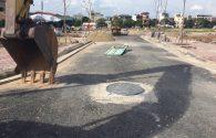 Cung cấp Nắp ga Composite dự án Khu tái định cư Tứ Hiệp – Thanh Trì – Hà Nội