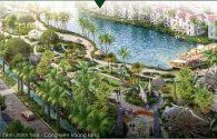 Cung cấp Nắp hố ga – song thoát nước công viên Khủng long – Vimcom Long Biên