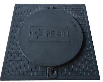 Nắp đậy bể xăng dầu Composite