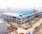 Cung cấp Nắp hố ga Composite – Song thoát nước Composite, tải trọng 400KN – Dự án mở rộng nhà máy Samsung – KCN Yên Phong – Bắc Ninh